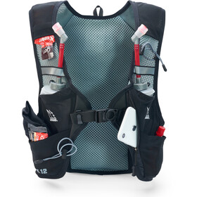 USWE Pace 12 Gilet d'hydratation S, black/grey